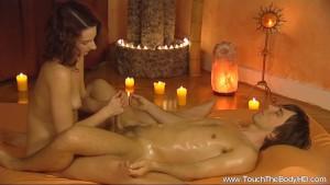 Massage MILF Friends and Fun