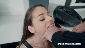 Hardcore Anal Session With Bus