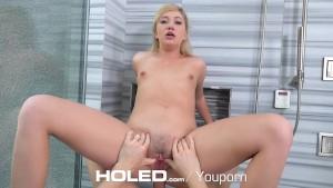 Holed - Blonde Zelda Morrison