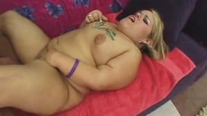 Little Midget Stella Marie Pleases Her Mans Cock