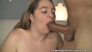 bbw april mackenzie gets a penis stuffing – Free Porn Video