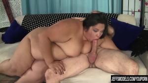 massive fat slut banged and eats jizz – Free Porn Video
