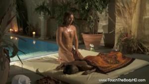 A Relaxing Anal Massage