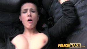 Fake Taxi Big natural bouncing