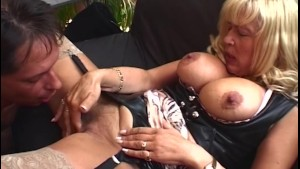 Big Boobed Mature Blonde Housecall Sex Service