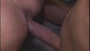 Smalltit Blonde MILF Sucking And Fucking Fat Cock