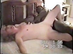 Mature Nympho Fucks 1st Black Cock