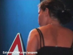 Ladies Nightout fucking and sucking the Strippers