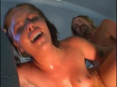 Naughty schoolgirl fucks the bus driver - Banapro s.r.o.