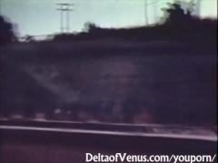 Vintage Interracial Porn 1970s - The Open Road