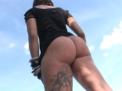 Interview And Public Flashing - DreamGirls