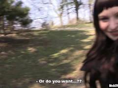 BitchStop Pregnant teen fucked outdoor