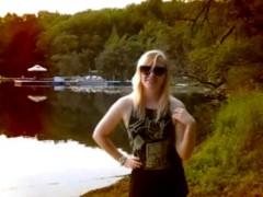 YouPorn Girl Video Blog #19 - Midnight Kayaking & Horseback Riding