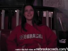 nebraska brunette naked around tampa florida naked in public