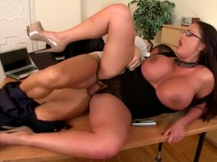 Titty-Fucking In The Office - DDF Productions