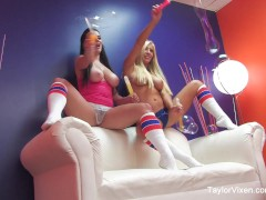 Taylor Vixen & Tasha Have Fun
