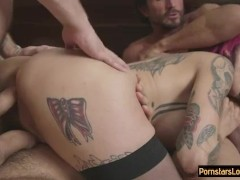 Anna Bell s Pussy Gets Fisted And Double Pumped