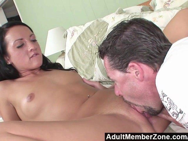 AdultMemberZone - Deena Daniels Gets Fucked on Her First Photoshoot