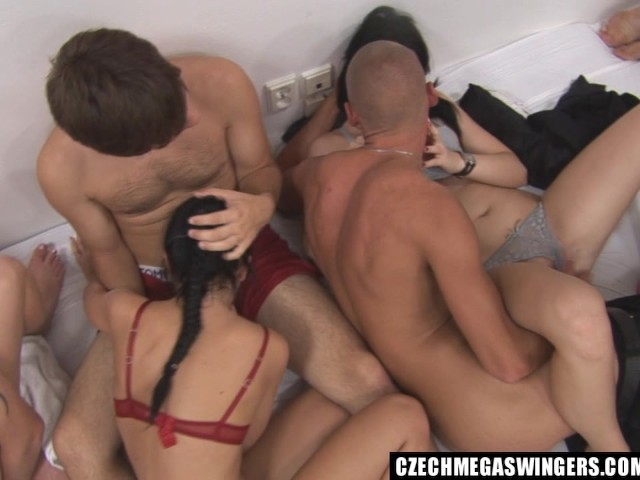 Czech mega swingers 8