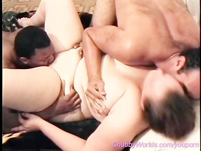 For frre fat girl threesome porn understood not