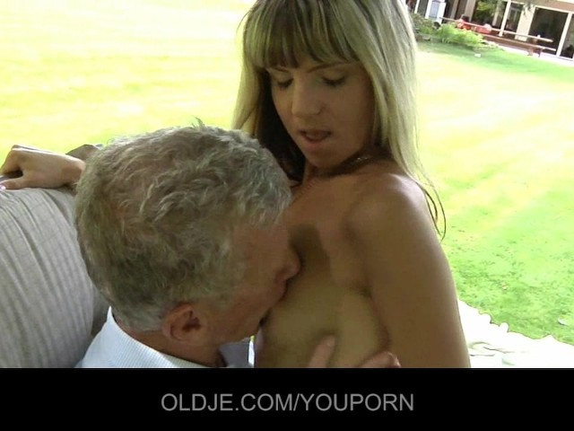 young girl seduced to fuck by old man