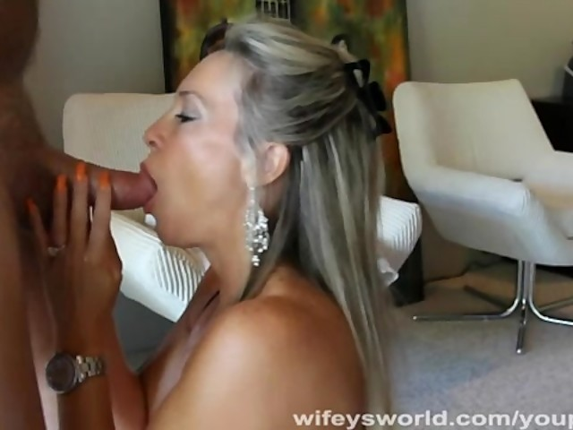 Sharka blue interracial
