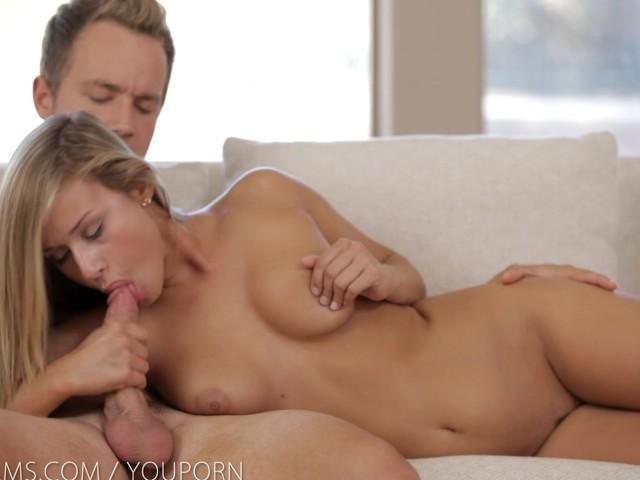 Beautiful chick likes deep anal sex