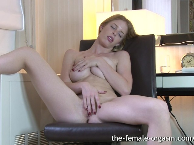 Long slow female tease to orgasm