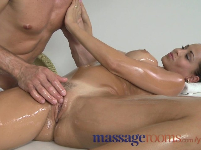 Massage Rooms Horny Big Tits Babe Loves Every Inch of Big Cock ...
