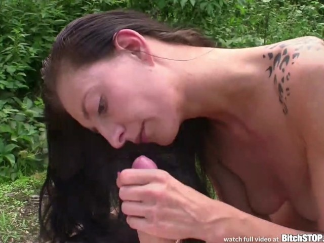 Bitch stop czech milf picked up at the bus station 7