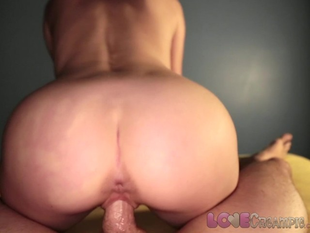 Free bubble butt on cock