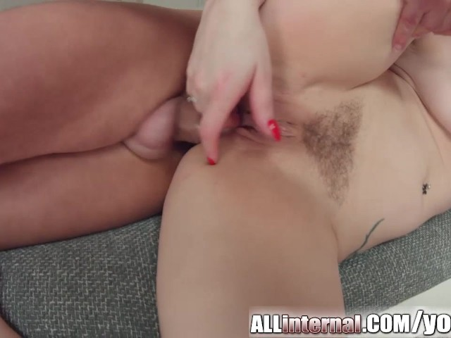 All internal british girl fucks her way to creampie 9