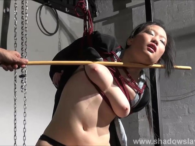 Opinion you japanese breast rope bondage something