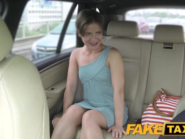 Sex przygoda z nieśmiałą pasażerką