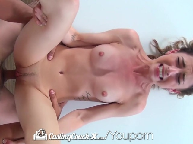 couch Retro anal on
