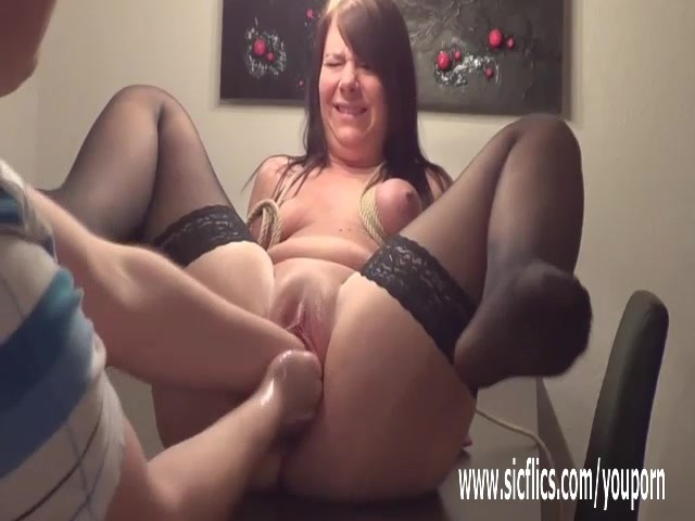 Teen training pussy for bbc lenaspanks 3