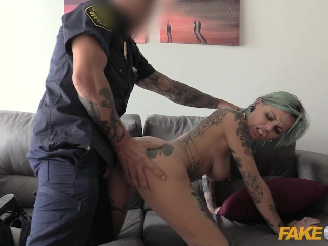 Fake cop fucks black girl russian amateur