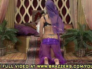 Eva Angelina   The Sultans Slutty Skank...