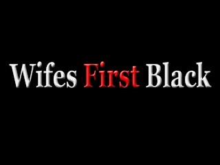 Wife Creams Panties For 1st Black...