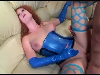 redhead-fucking-in-stockings-and-latex-lingerie
