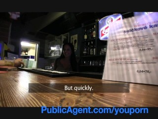publicagent-sexy-barmaid-closes-for-sex