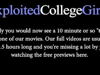 Emma on exploited college girls full video...