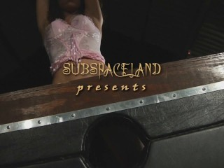The slave girl got an anal fucking