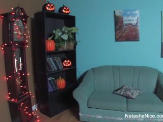 Schoolgirl natasha for halloween