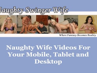 My swinger wife