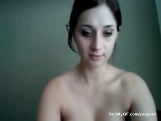 Hot Brunette Shows Her Tits And Toys Her Pussy On Webcamhot Brunette Amateur Playing Her Pussy On Webcamtoy Amateur Brunette Webcam Girlfriend Real Horny...