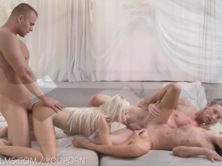 nubile-films---gina-licking-jizz-off-of-didos-perfect-ass