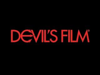 Devilsfilm hot ebony masturbates in her...