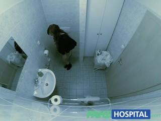 Fakehospital hot nurse way to a raise...