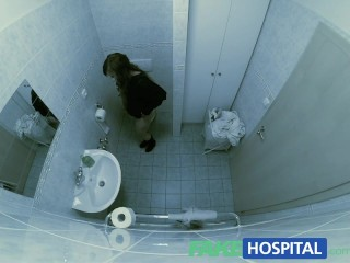 Fakehospital Sexual Therapy Causes New Patient To Squirt Uncontrollably...